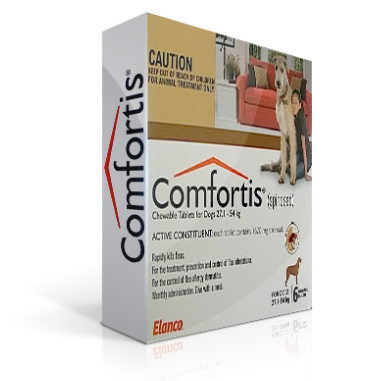 Box of Comfortis