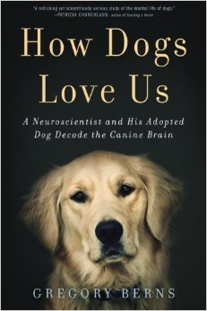 "Cover of ""How Dogs Love Us"" by Gregory Berns"